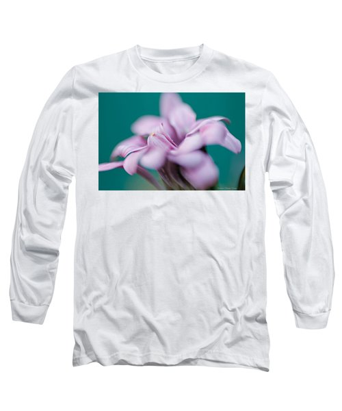 Soft Pink Long Sleeve T-Shirt