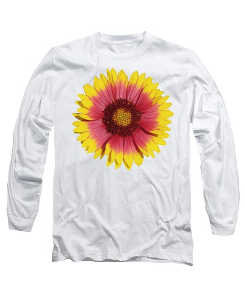 Long Sleeve T-Shirt featuring the photograph Spring Flower by George Atsametakis