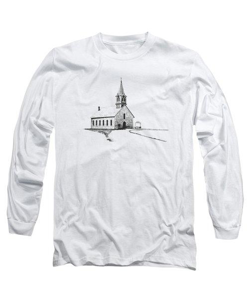 St. Olaf Lutheran Church Long Sleeve T-Shirt