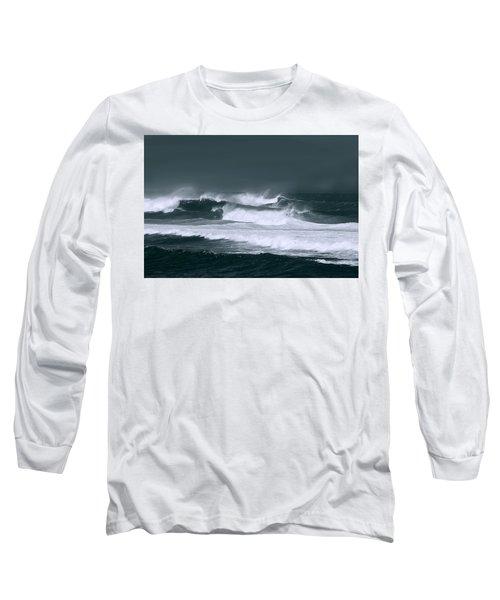Stormy Seas Long Sleeve T-Shirt