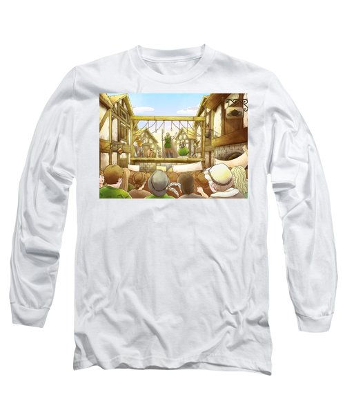The Army Of God Captures London Long Sleeve T-Shirt