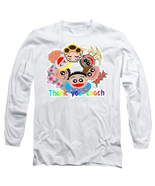 Tkd No1 Long Sleeve T-Shirt