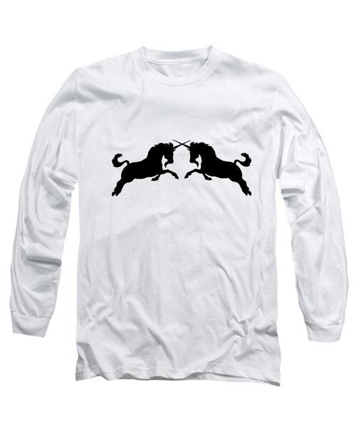 Unicorns Long Sleeve T-Shirt