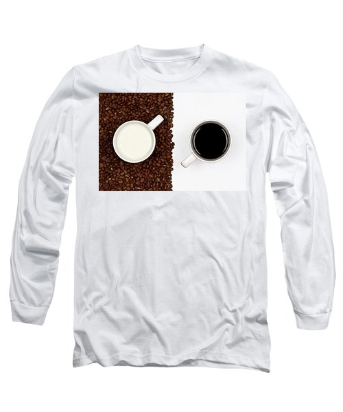 Long Sleeve T-Shirt featuring the photograph Yin And Yang by Gert Lavsen