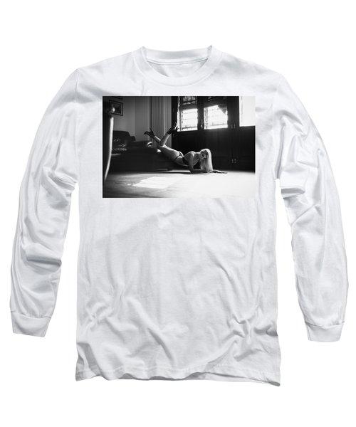 .. Long Sleeve T-Shirt by Traven Milovich