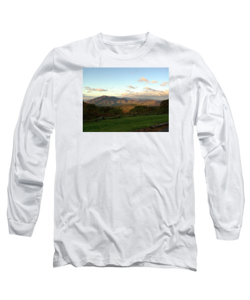Kevin Blackburn Nature Photography Long Sleeve T-Shirt