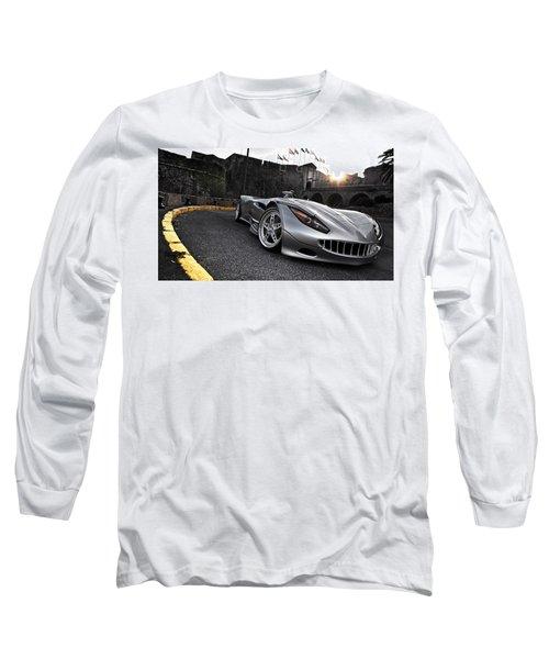 2009 Veritas Rs IIi Sports Car Long Sleeve T-Shirt