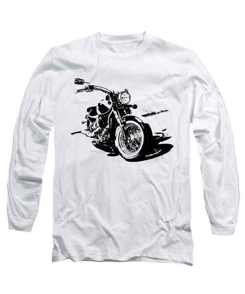 2013 Kawasaki Vulcan Classic Graphic Long Sleeve T-Shirt