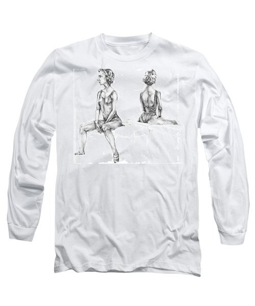 20140121 Long Sleeve T-Shirt