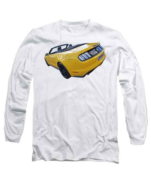 2016 Rhd Mustang Gt Long Sleeve T-Shirt