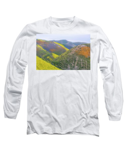2017 California Super Bloom Long Sleeve T-Shirt