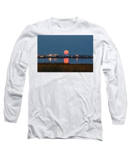 2017 Supermoon Long Sleeve T-Shirt