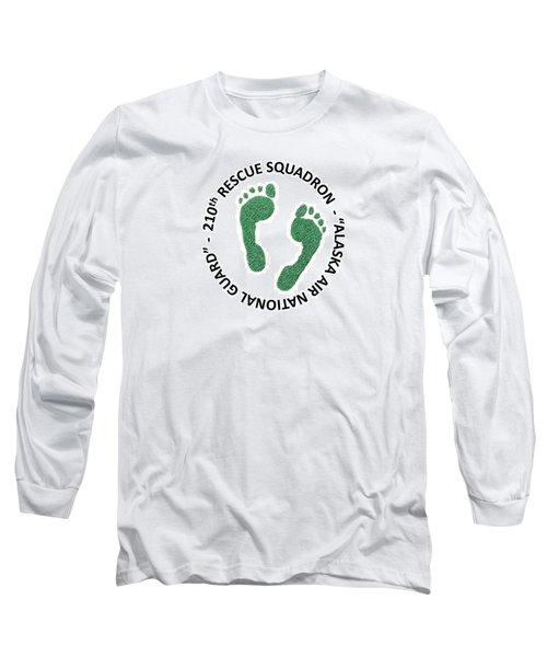210th Rescue Squdron Long Sleeve T-Shirt