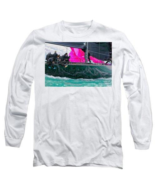 Nonverbal Long Sleeve T-Shirt
