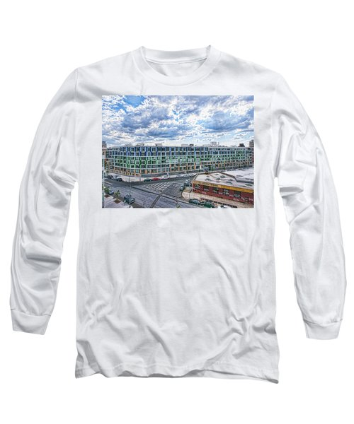 250n10 #1 Long Sleeve T-Shirt by Steve Sahm