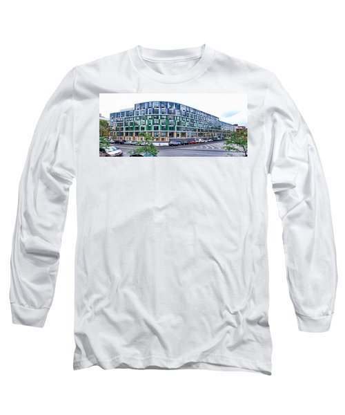 250n10 #2 Long Sleeve T-Shirt by Steve Sahm