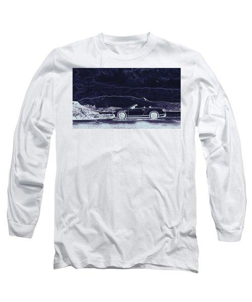 Bentley Continental Gt Long Sleeve T-Shirt