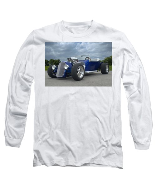 1923 Ford Bucket T Hot Rod Long Sleeve T-Shirt by Tim McCullough