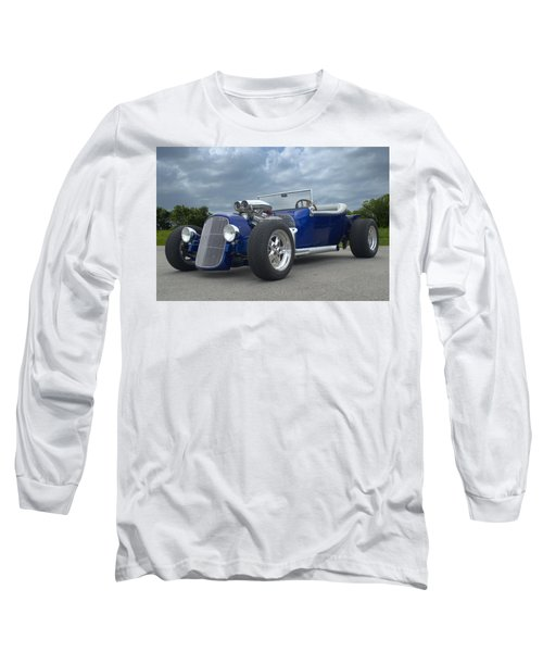 1923 Ford Bucket T Hot Rod Long Sleeve T-Shirt