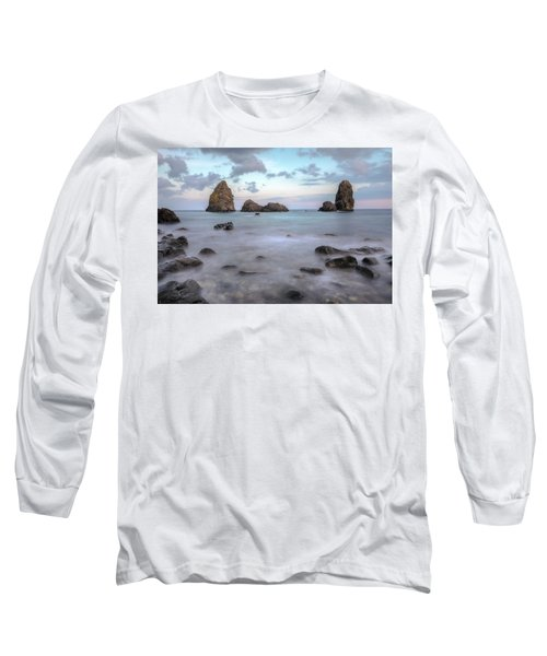 Aci Trezza - Sicily Long Sleeve T-Shirt