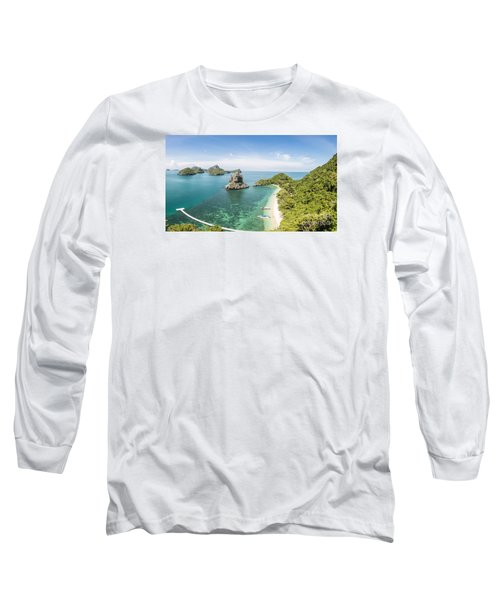 Ang Thong Marine National Park Long Sleeve T-Shirt