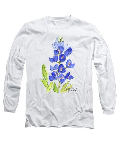 Bluebonnet Long Sleeve T-Shirt
