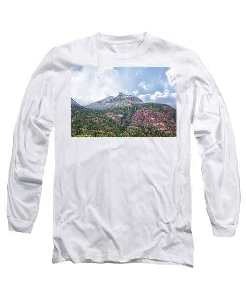 Colorado Fall Foliage 3 Long Sleeve T-Shirt