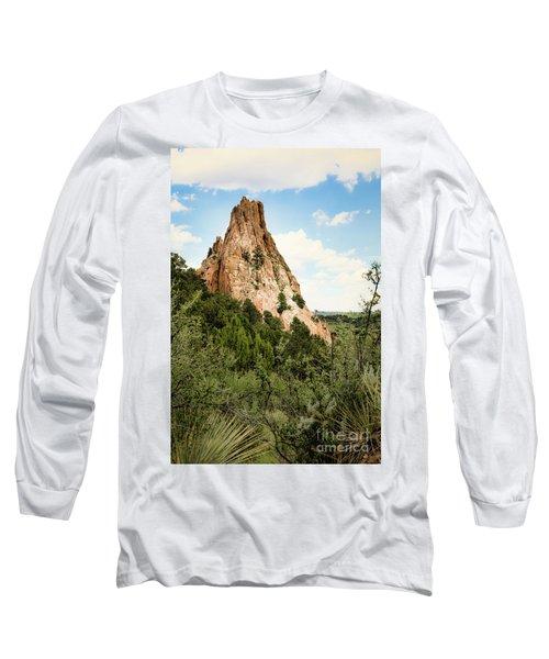 Colorado In Summer Long Sleeve T-Shirt