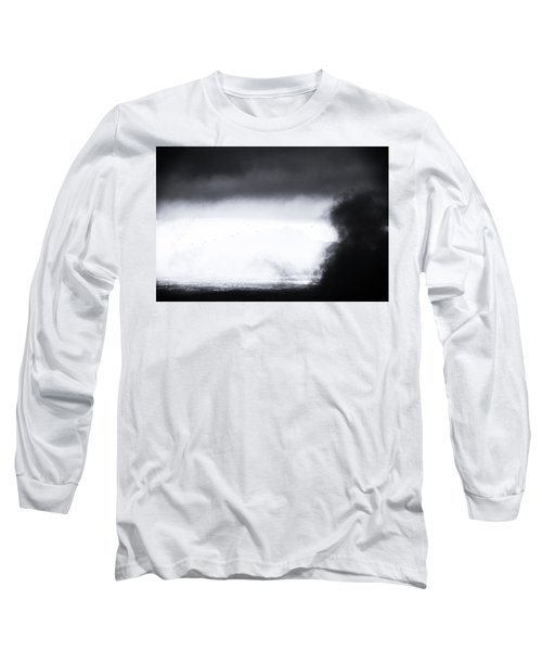 Coming In Long Sleeve T-Shirt by Jez C Self
