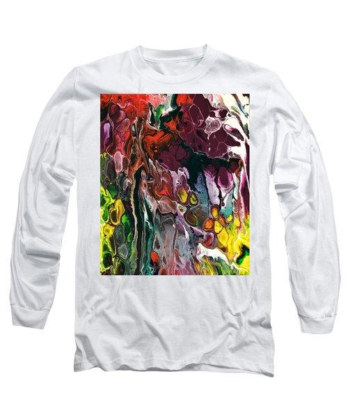 Detail Of Auto Body Paint Technician 4 Long Sleeve T-Shirt
