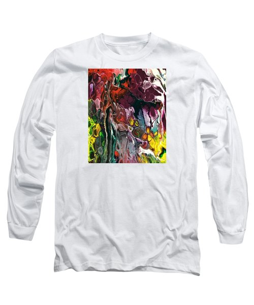 Detail Of Auto Body Paint Technician 4 Long Sleeve T-Shirt