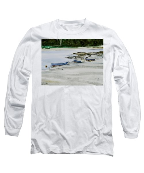 3 Dories Kennebunkport Long Sleeve T-Shirt