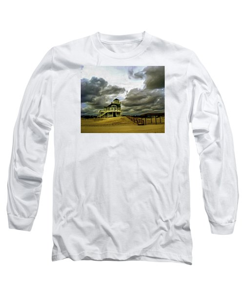 House At The End Of The Road Long Sleeve T-Shirt by Gordon Engebretson