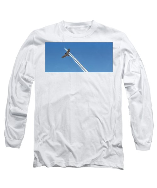 Long Sleeve T-Shirt featuring the photograph I Am That I Am by Michael Rogers
