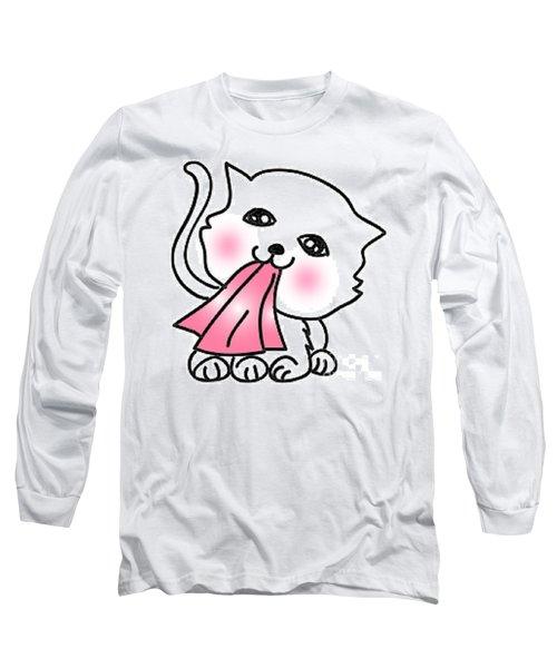 Jummy And Bobby Long Sleeve T-Shirt