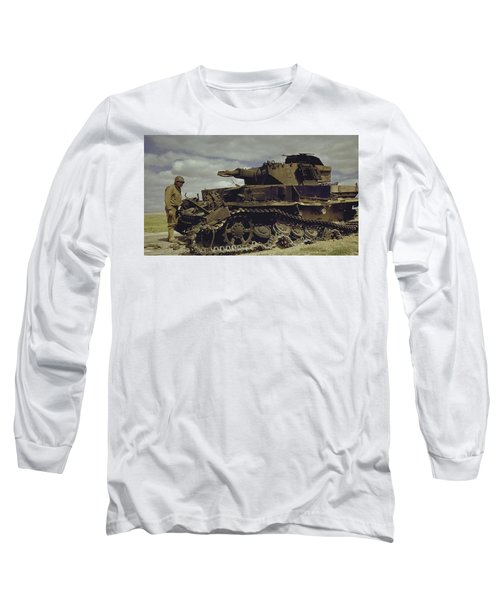 Tank Long Sleeve T-Shirt