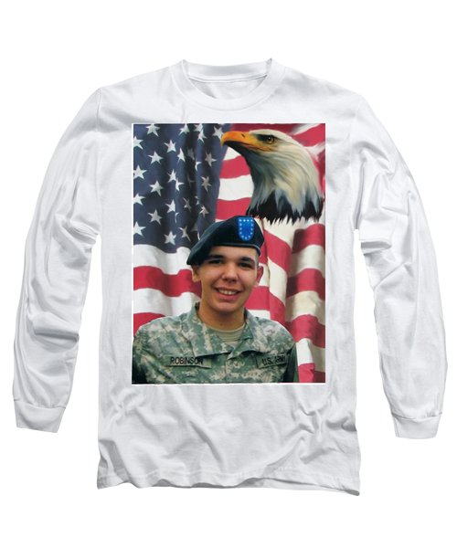 Texas Hero Long Sleeve T-Shirt