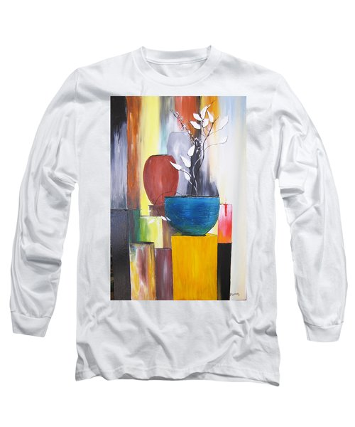 3 Vases Long Sleeve T-Shirt