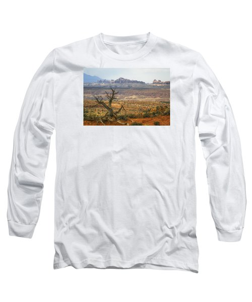 #3090 - Moab, Utah Long Sleeve T-Shirt