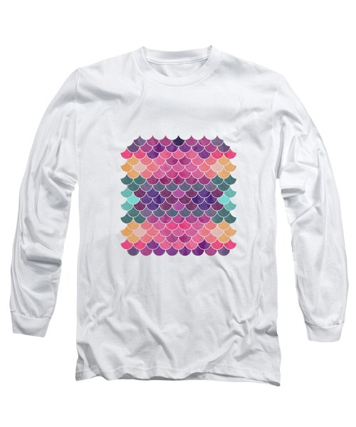 Lovely Pattern Long Sleeve T-Shirt by Amir Faysal