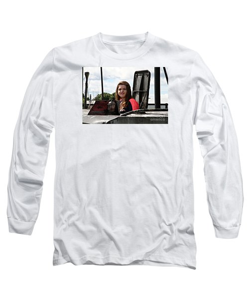3597 Long Sleeve T-Shirt by Mark J Seefeldt