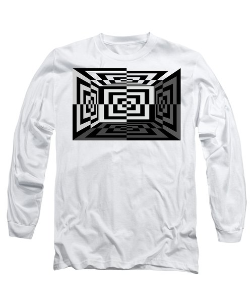 Long Sleeve T-Shirt featuring the photograph 3Dw by Mike McGlothlen