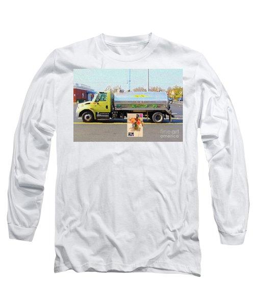 4-18-2057h Long Sleeve T-Shirt