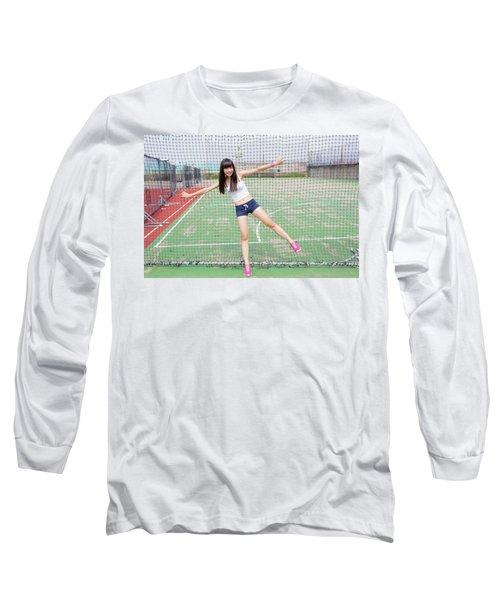 Asian Long Sleeve T-Shirt