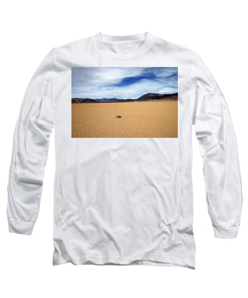 Death Valley Racetrack Long Sleeve T-Shirt