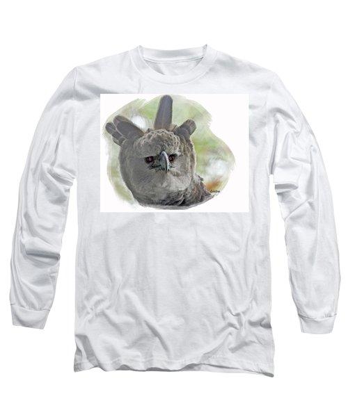 Harpy Eagle Long Sleeve T-Shirt