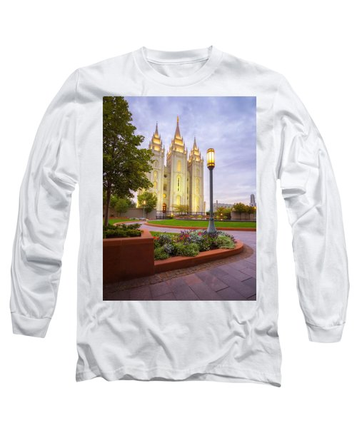 Salt Lake Temple Long Sleeve T-Shirt
