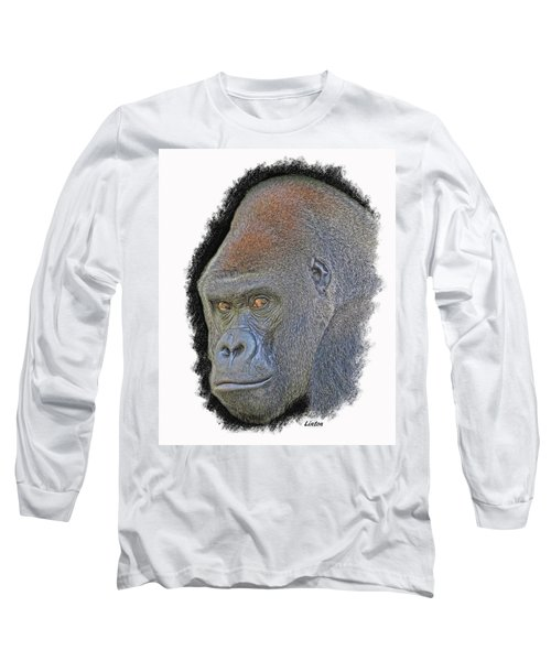 Silverback Long Sleeve T-Shirt