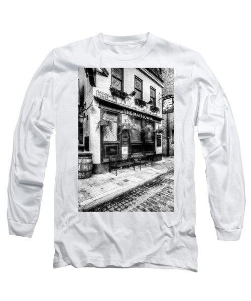 The Mayflower Pub London Long Sleeve T-Shirt