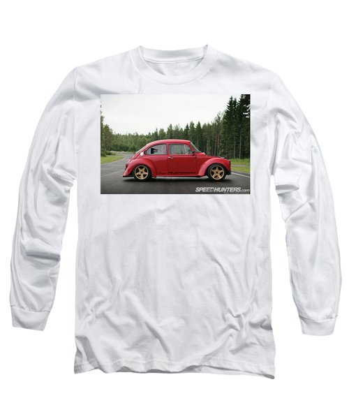 Volkswagen Beetle Long Sleeve T-Shirt
